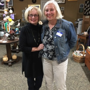 Teresa Byington and Gisela Reibel