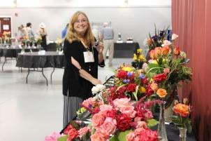 Gaye Hammond... Speaker at Rosefest