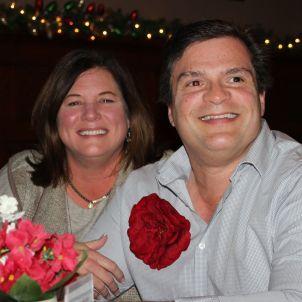 Robin and Humberto DeLuca